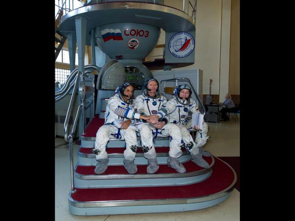 International Space Station - Expedition 31 Crew
