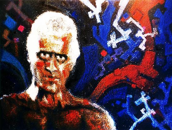 Rudger Hauer in 'Blade Runner'