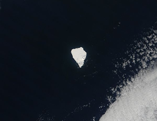 Bjørnøya, Norwegian Sea