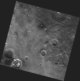 Mercury - A Choreographer's Crater