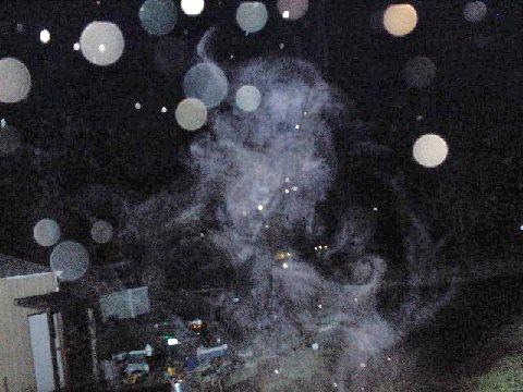Color Orbs With Spirit Mist