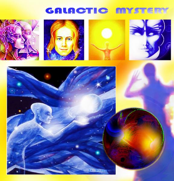 GALACTIC  MYSTERY