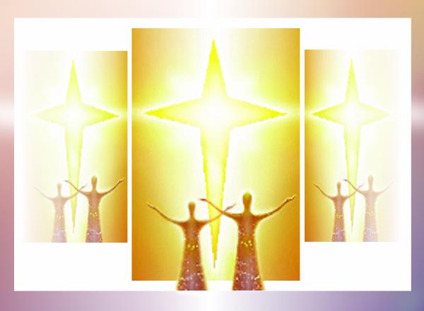 Tripple Light Star