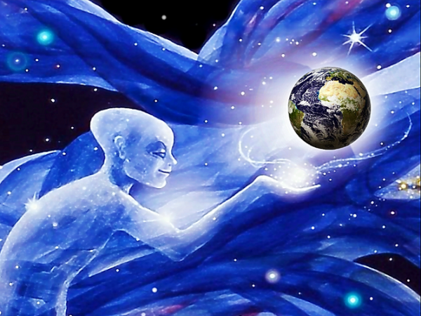 Creating Earth