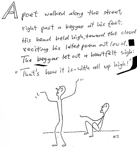 Beggar's Poem
