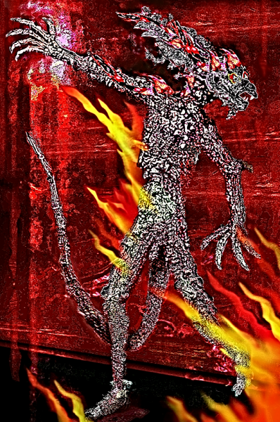 FIRE DEMON 2
