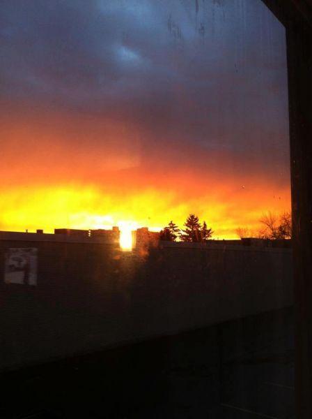 Sunset 2 ..