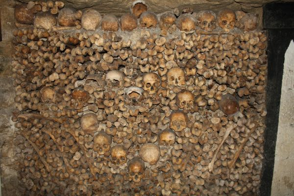 Catacombs- Paris