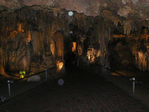 Cave in Virginia