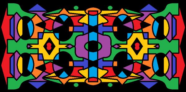 Sacred magnets D