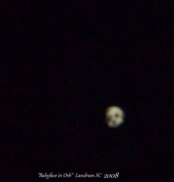 Orb Face over mound in SC