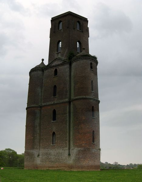 Long tower