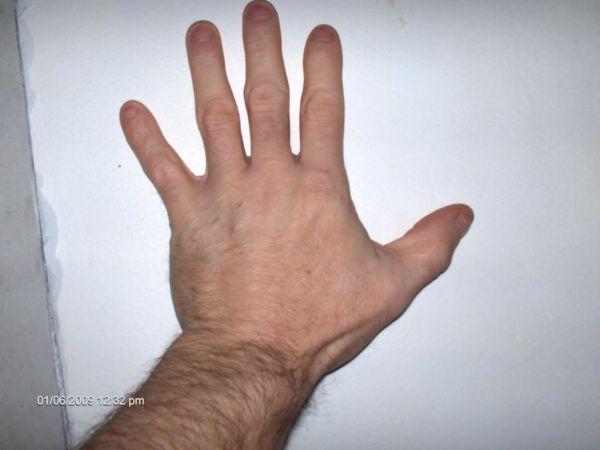Possession #3 (Hand)