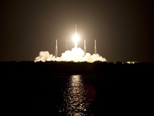 SpaceX Launches to the International Space Station