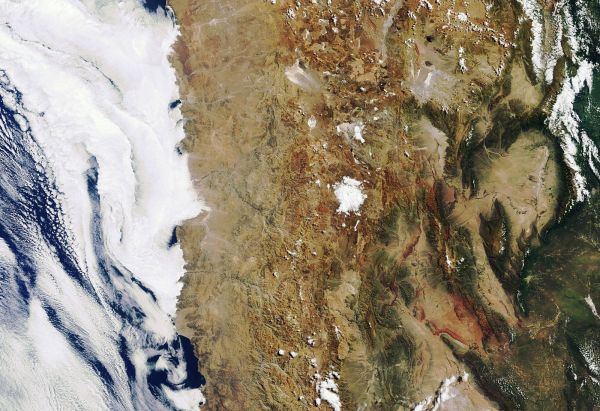 Earth from Space: Arid Atacama