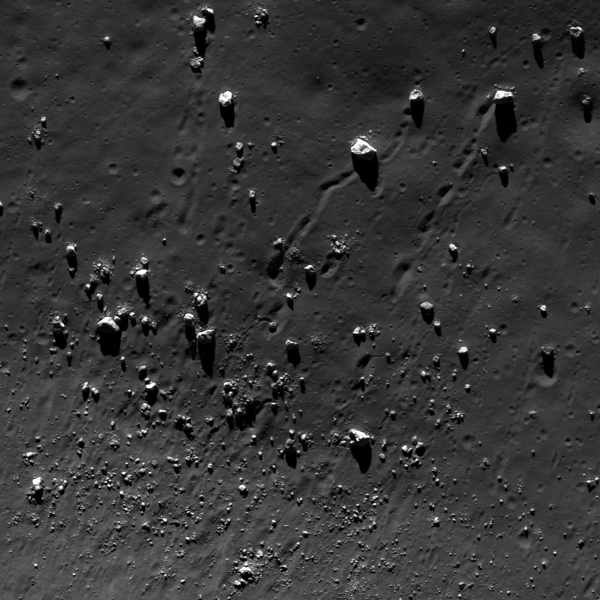 Lunar Reconnaissance Orbiter - Sampling a Central Peak