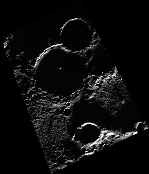 Mercury: Riddles in the Dark