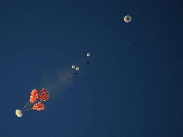 Orion Parachutes