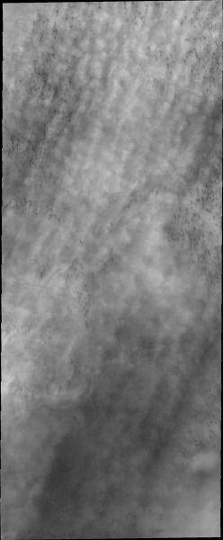Mars Odyssey - Cloudy Day