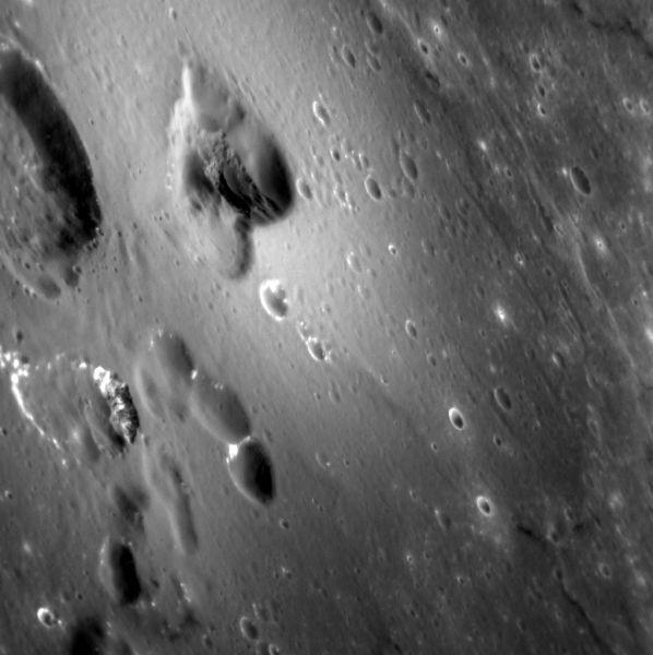 Mercury: As Soft As Velvet
