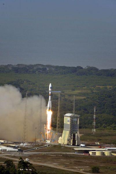 Galileo IOV take-off