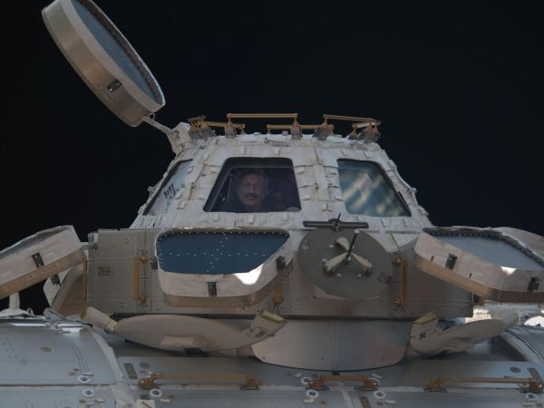International Space Station - Expedition 30 Commander Dan Burbank