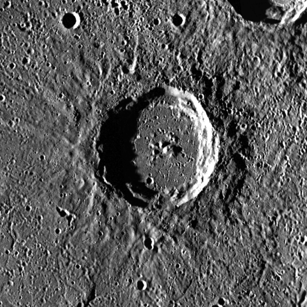 Mercury - $120 Million Buys an Awful Lot of Crater