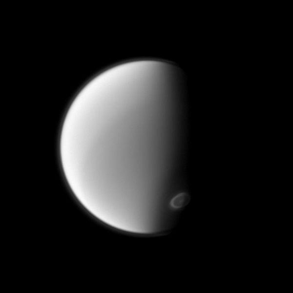 Spying on Titan