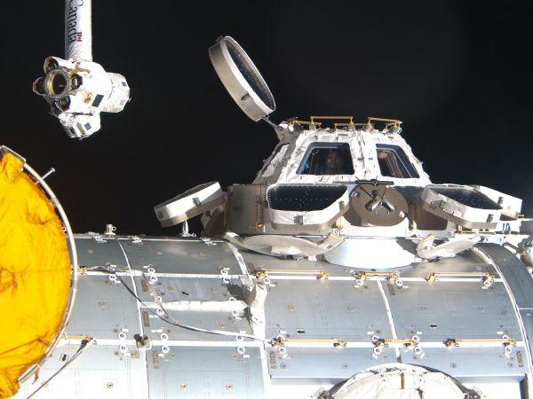 International Space Station - Expedition 30 Flight Engineer Oleg Kononenko