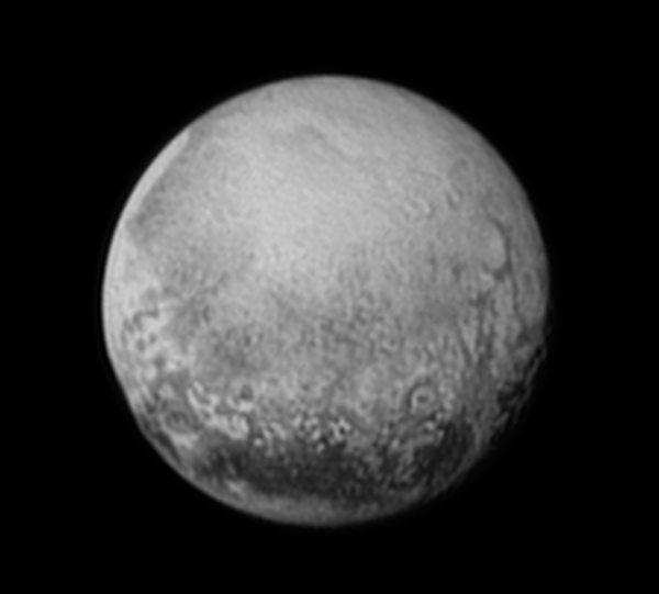 Pluto Is More Intriguing than Ever
