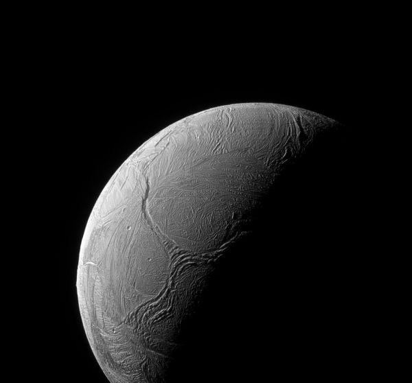 Enceladus: Y Marks The Spot