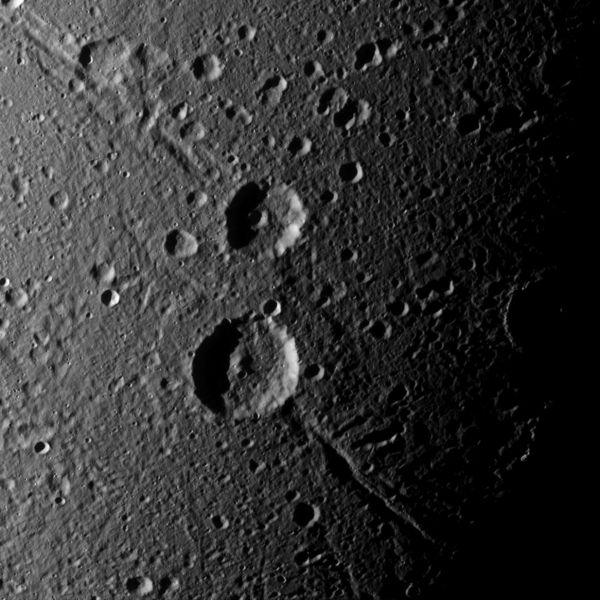 Dione: Helorus In Half-light