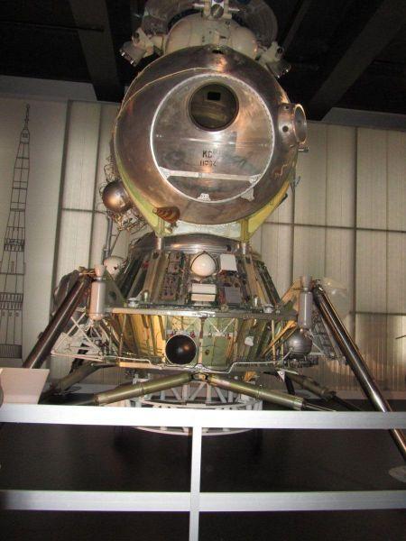 LK-3 Lunar Lander