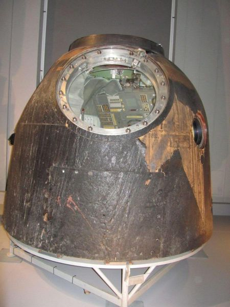 Soyuz TM-14 Descent Module