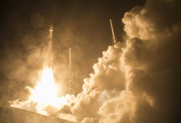 Launch of Magnetospheric Multiscale Spacecraft Aboard Atlas V Rocket