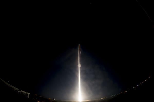 Atlas V MMS Launch