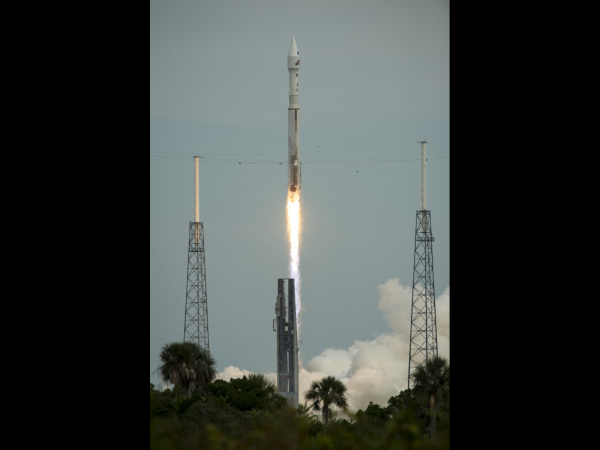 MAVEN Spacecraft Launches To Mars
