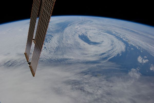 Mid-Atlantic Low Pressure System