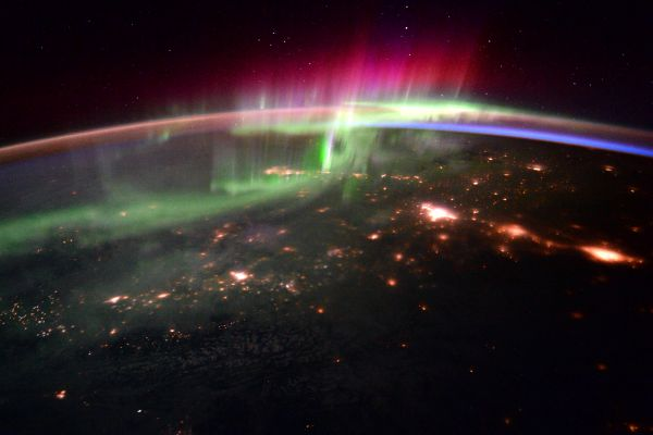 Aurora And The Pacific Northwest
