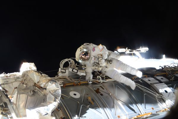 Principia spacewalk