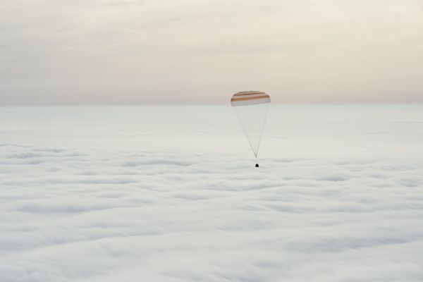 Expedition 46 Landing: One-Year Crew Returns to Earth