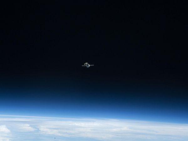 Soyuz TMA-07M Spacecraft