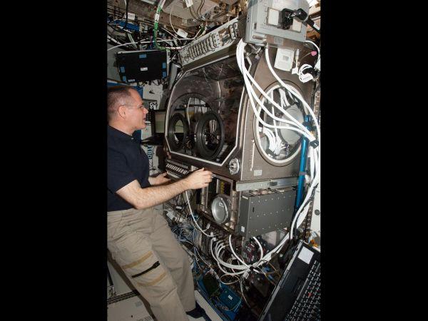 NASA Astronaut Kevin Ford