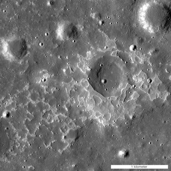 New Evidence For Young Lunar Volcanism!