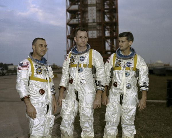 Remembering the Apollo 1 Crew