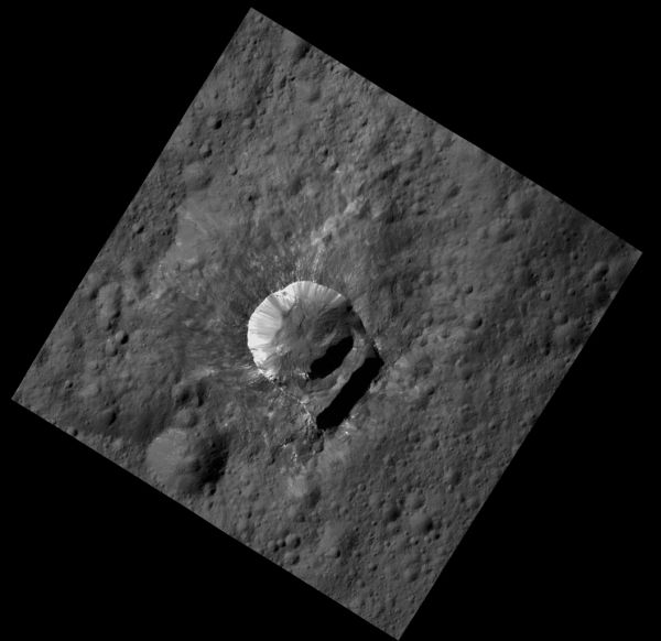 Ceres: Oxo Crater