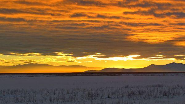 A Pretty Sunset