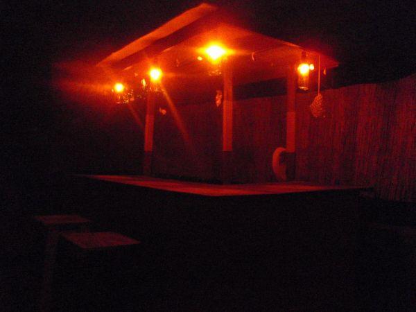 The bar in my backyard