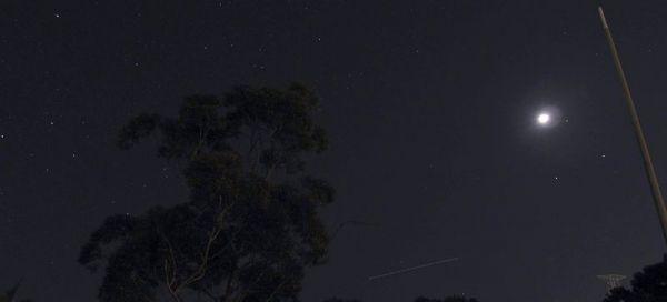 Night Sky Triangle