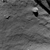 Comet from 38.6 m